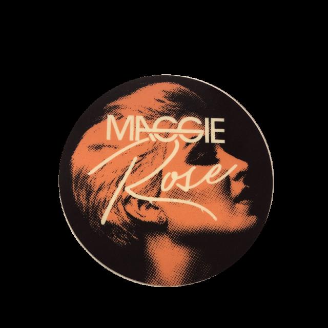 Maggie Rose Sticker
